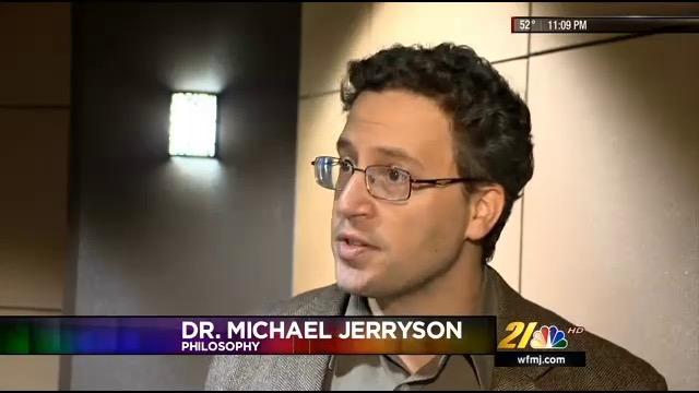 Michael Jerryson Expert WFMJ